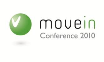Logo der movein Konferenz 2010