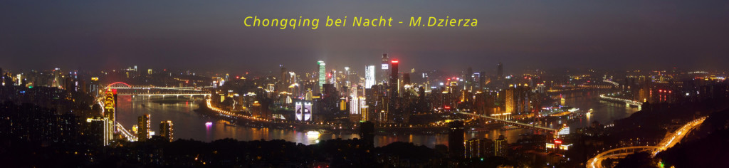 Chongqing-Nightpanorama