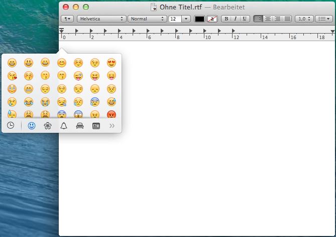 OSX-Emojis