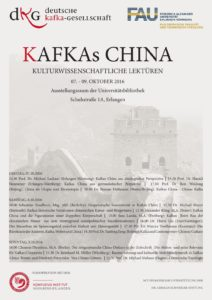 Plakat Kafkas China