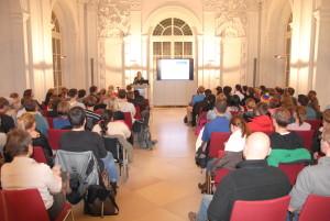 Vortrag von Frau Dr. Herberger