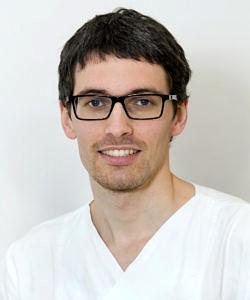 Portrait Dr. Sebastian Zundler