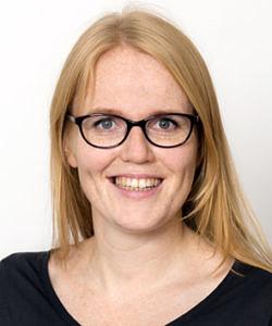 Portrait Dr. Elisabeth Bergherr