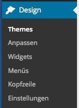 design-menue
