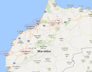 hauptstadt von marokko 5 buchstaben