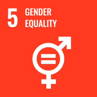 "Zum Artikel ""Goal 5	– GENDER EQUALITY"""