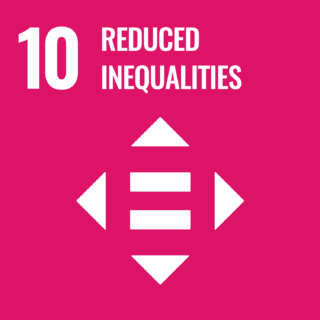 "Zum Artikel ""Goal 10 – REDUCED INEQUALITIES"""
