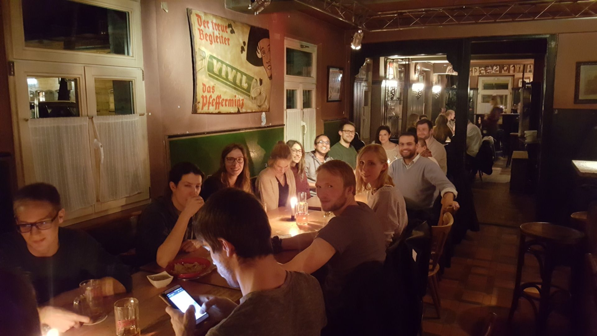 Promovierendenkonvent 2017 12 07 Doctoral Candidates Get Together