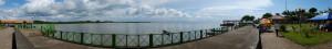 Panorama des Lago de Nicaragua