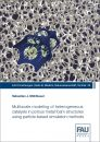 Cover zu Multiscale modeling of heterogeneous catalysis in porous metal foam structures using particle-based simulation methods