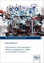 Cover zu Ganzheitliches ontologiebasiertes Wissensmanagement im Umfeld der industriellen Produktion