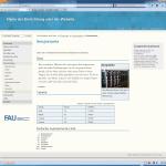 Screenshot - Techfak Design Blau
