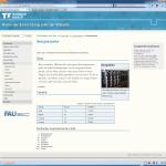 Screenshot - Techfak Design Hellblau