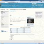 Screenshot - Techfak Design Hellblau mit dem Punktebalken und Siegel