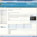 Screenshot - Techfak Design Hellblau - zweispaltig