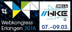 Webkongress Erlangen 2016