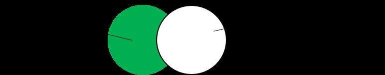 Bild 1 Venn-Diagramm: Islamische Identität (II) und westliche Lebenswelt (WL)